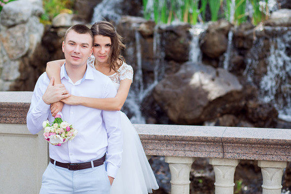 Wedding Tanya & Alexander - фото №29