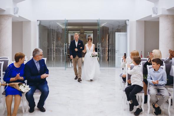 Wedding day Lydmila & Andriy - фото №8