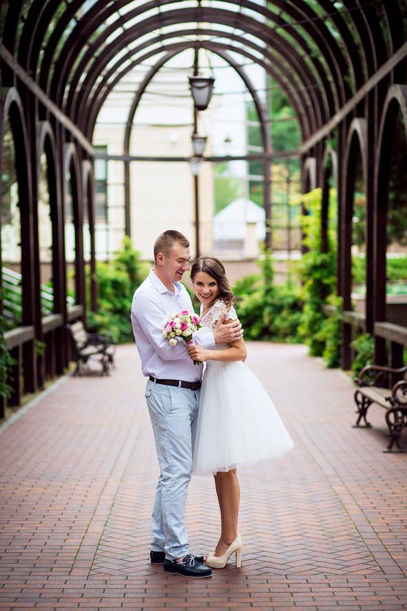 Wedding Tanya & Alexander - фото №12