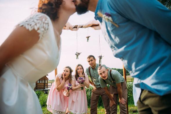 Теплая свадьба теплых людей - фото №10