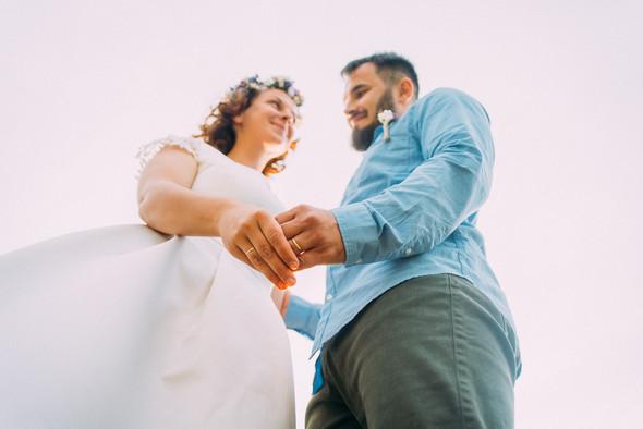 Теплая свадьба теплых людей - фото №12