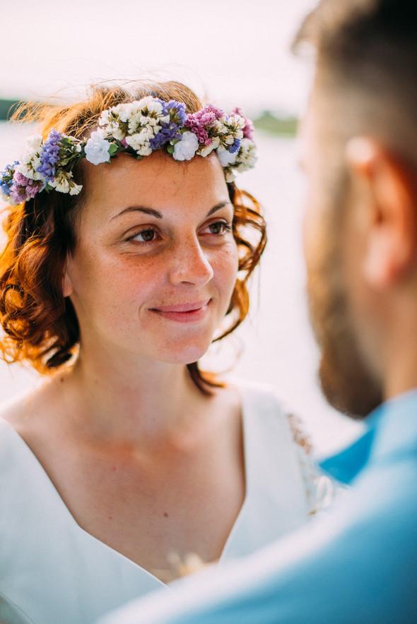 Теплая свадьба теплых людей - фото №16