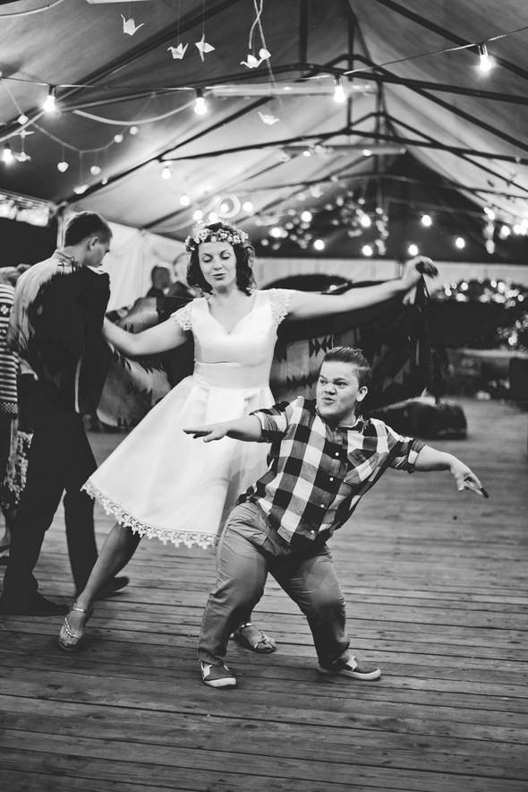 Теплая свадьба теплых людей - фото №25