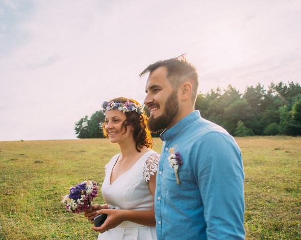 Теплая свадьба теплых людей - фото №11
