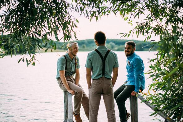 Теплая свадьба теплых людей - фото №20