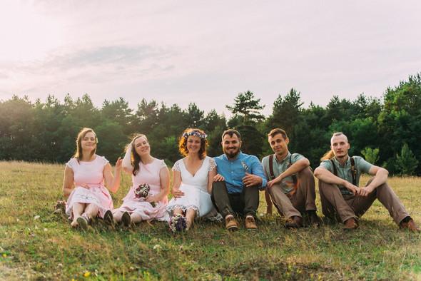 Теплая свадьба теплых людей - фото №13
