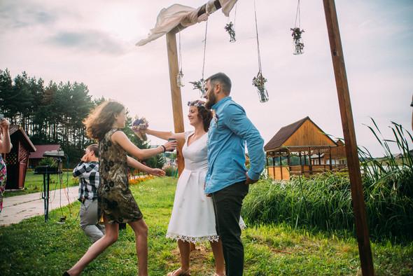 Теплая свадьба теплых людей - фото №9