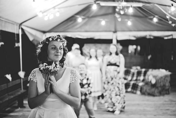 Теплая свадьба теплых людей - фото №26