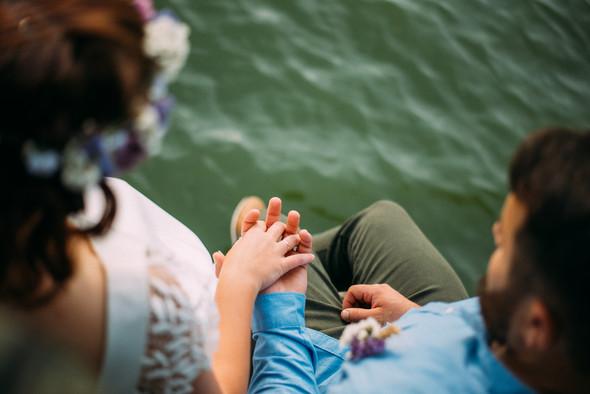Теплая свадьба теплых людей - фото №18