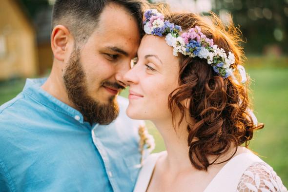 Теплая свадьба теплых людей - фото №21