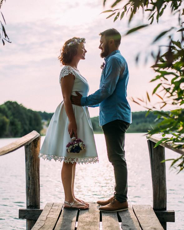 Теплая свадьба теплых людей - фото №15