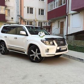 Land Cruiser 200 - авто на свадьбу в Черновцах - портфолио 2