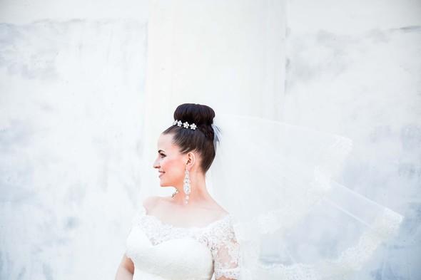 Свадебный день Кати и Дениса - фото №15