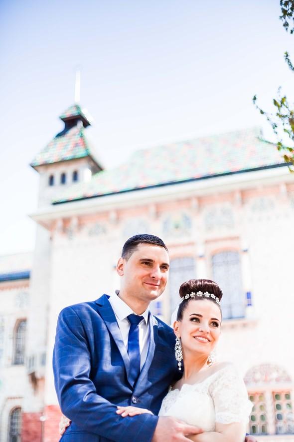 Свадебный день Кати и Дениса - фото №22