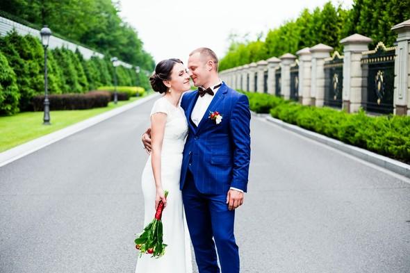 Свадебная прогулка Тани и Вовы - фото №2