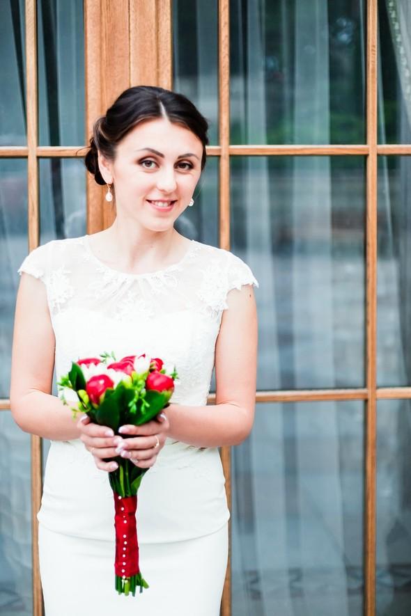 Свадебная прогулка Тани и Вовы - фото №15