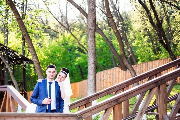 Свадебный день Кати и Дениса - фото №31