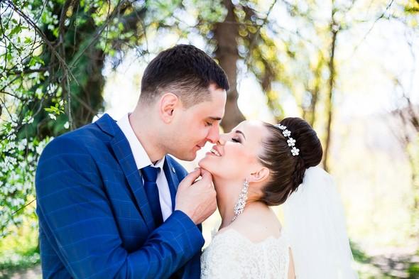 Свадебный день Кати и Дениса - фото №14