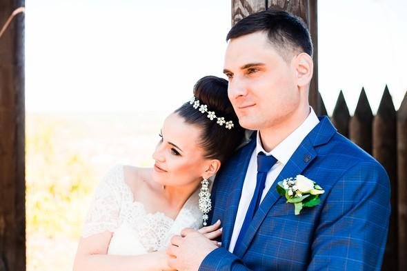 Свадебный день Кати и Дениса - фото №7