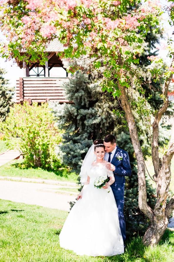 Свадебный день Кати и Дениса - фото №8