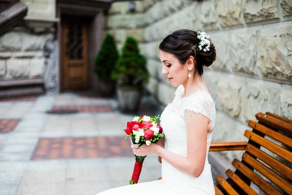 Свадебная прогулка Тани и Вовы - фото №14