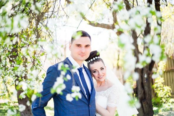Свадебный день Кати и Дениса - фото №13