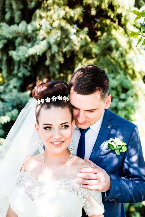 Свадебный день Кати и Дениса - фото №9