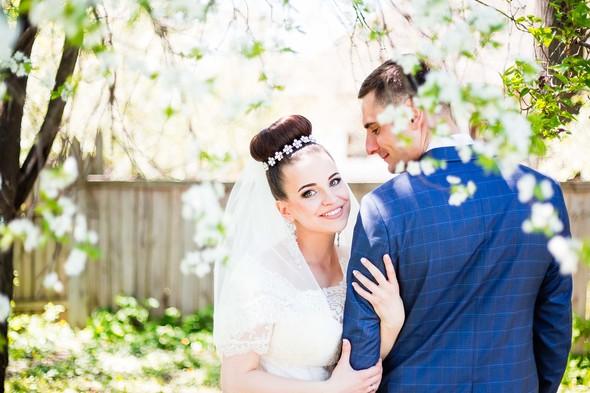 Свадебный день Кати и Дениса - фото №11