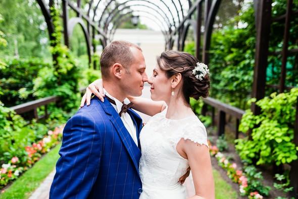 Свадебная прогулка Тани и Вовы - фото №33