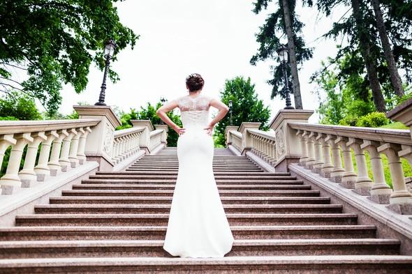 Свадебная прогулка Тани и Вовы - фото №19
