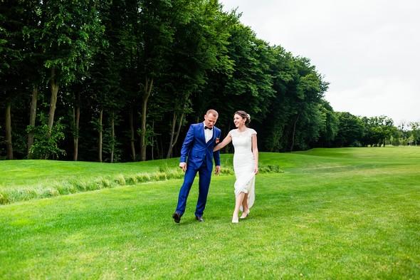 Свадебная прогулка Тани и Вовы - фото №7