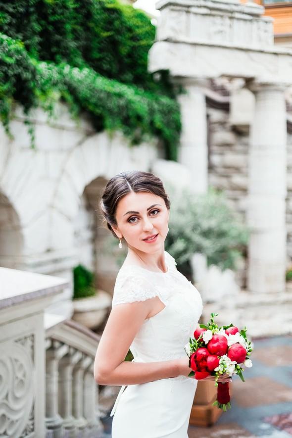 Свадебная прогулка Тани и Вовы - фото №20