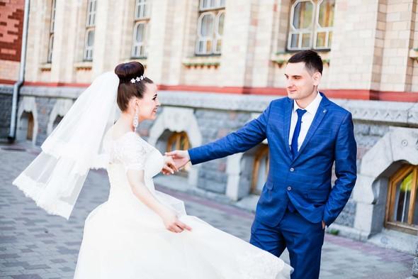 Свадебный день Кати и Дениса - фото №21