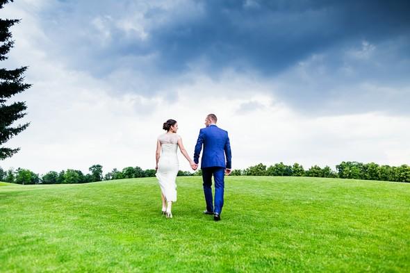 Свадебная прогулка Тани и Вовы - фото №5