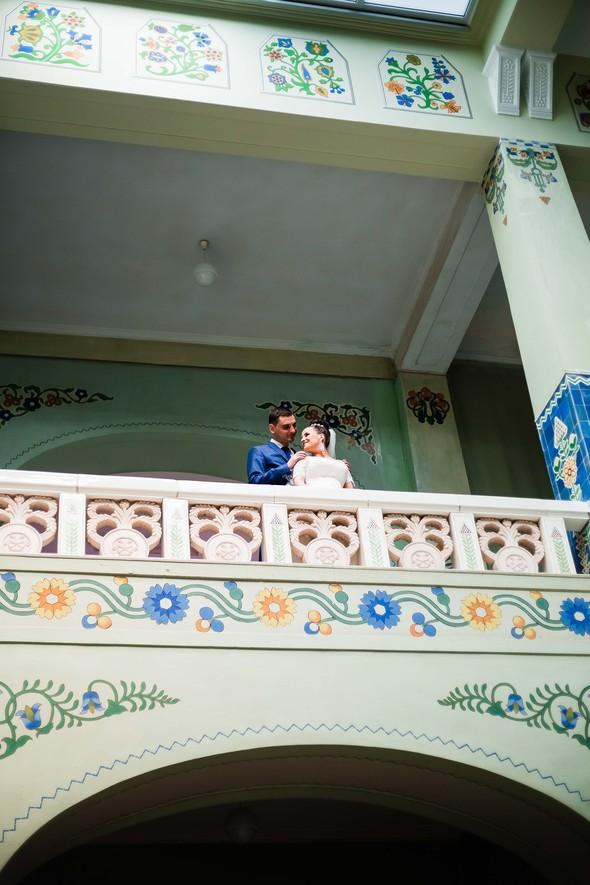 Свадебный день Кати и Дениса - фото №17