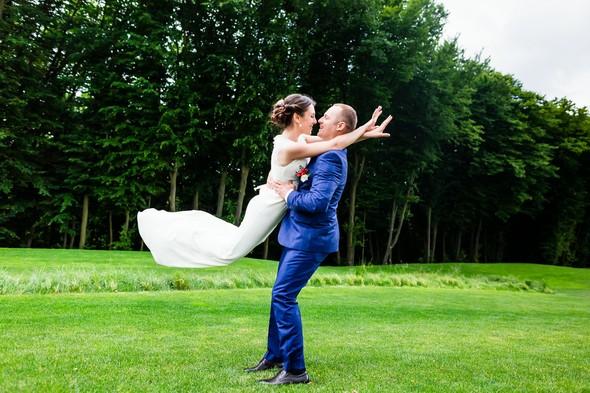Свадебная прогулка Тани и Вовы - фото №10