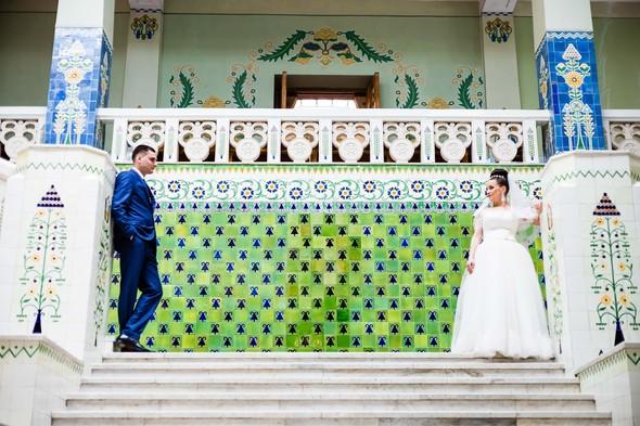 Свадебный день Кати и Дениса - фото №16