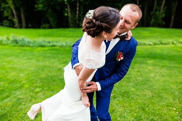 Свадебная прогулка Тани и Вовы - фото №9