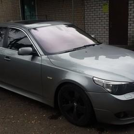 BMW 530i e60 - авто на свадьбу в Днепре - портфолио 3
