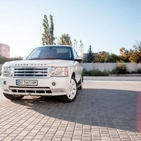 Range Rover Vogue - авто на свадьбу в Одессе - портфолио 1