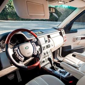 Range Rover Vogue - авто на свадьбу в Одессе - портфолио 2