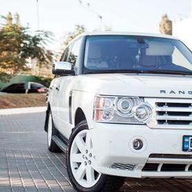 Range Rover Vogue - авто на свадьбу в Одессе - портфолио 6