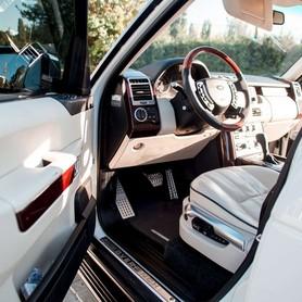 Range Rover Vogue - авто на свадьбу в Одессе - портфолио 3