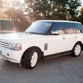 Range Rover Vogue - авто на свадьбу в Одессе - портфолио 5