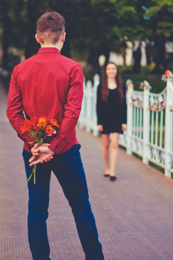 Love Story Валентин и Ярослава - фото №2
