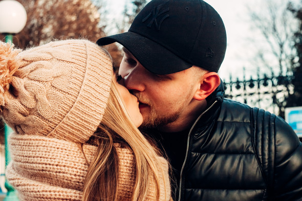 LOVE STORY Дарины и Никиты - фото №11