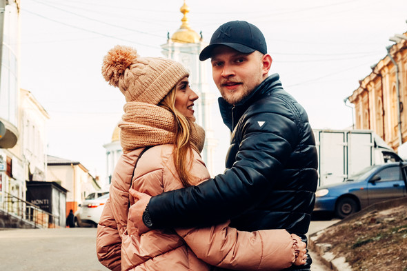 LOVE STORY Дарины и Никиты - фото №1