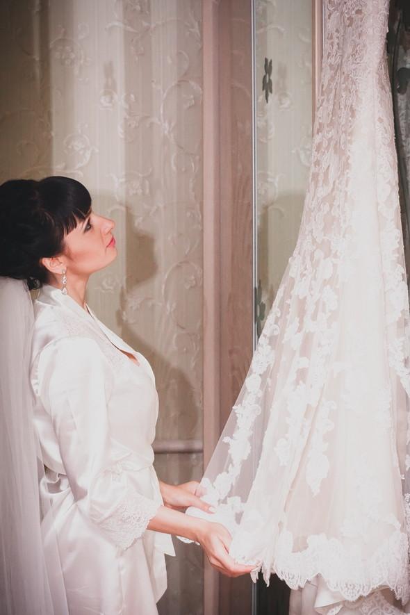 Свадебный день Светы и Игоря - фото №11