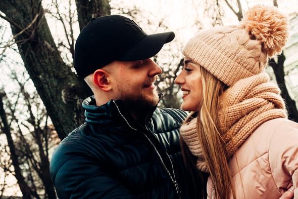 LOVE STORY Дарины и Никиты - фото №14