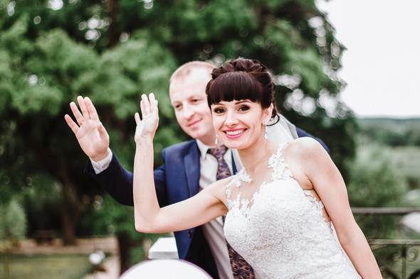 Свадебный день Светы и Игоря - фото №76